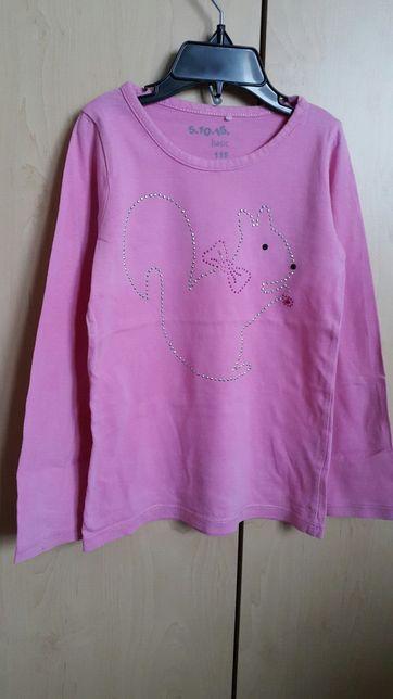 Bluzeczka dla dziewczynki 5 10 15 r. 116