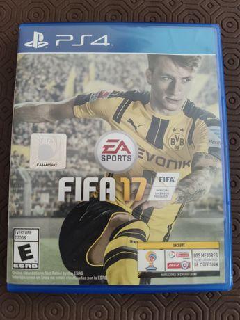 Fifa 17 PS4 como novo