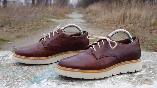 Круті жіночі туфлі, ловери Timberland