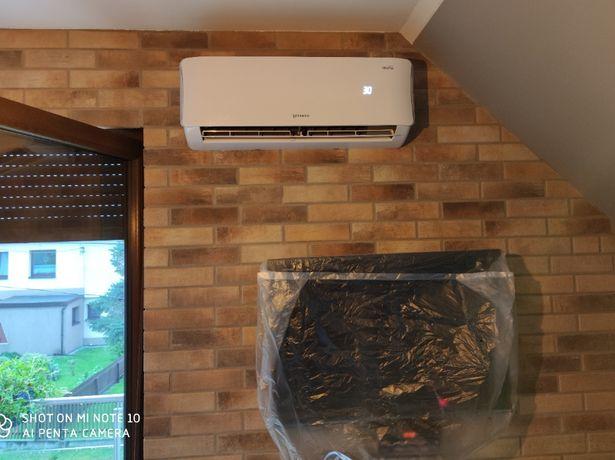 Klimatyzacja z montażem Szybka realizacja Tanio i Solidni Promocja
