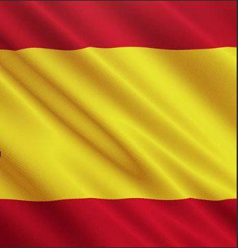 Флаг ( прапор) -Іспанії.