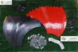 Zestaw Noży Przystawki Kemper 4500 IT02017