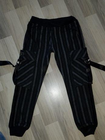 Spodnie damskie eleganckie 38