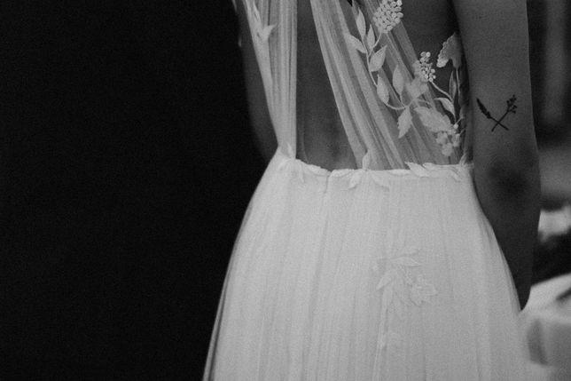 Suknia ślubna w stylu boho Anna Kara CHEY