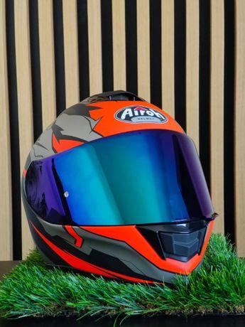 Kask Airoh St 501 Orange Matt 'S
