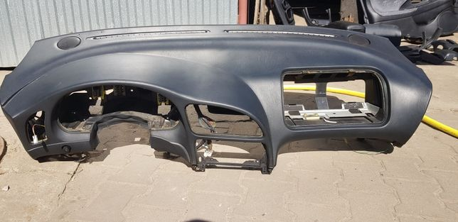 Mitsubishi Eclipse polift wnętrze środek deska