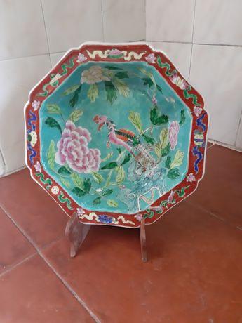 saladeira em porcelana