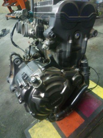Motor Yamaha MT 07