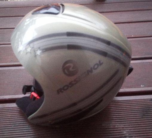 Kask narciarski dziedzięcy Rossigniol roz.S (7-9lat)