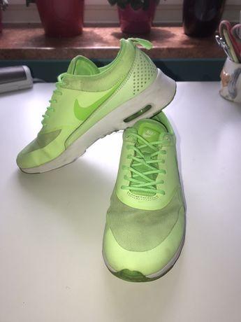 Nike lifestyle limonkowe