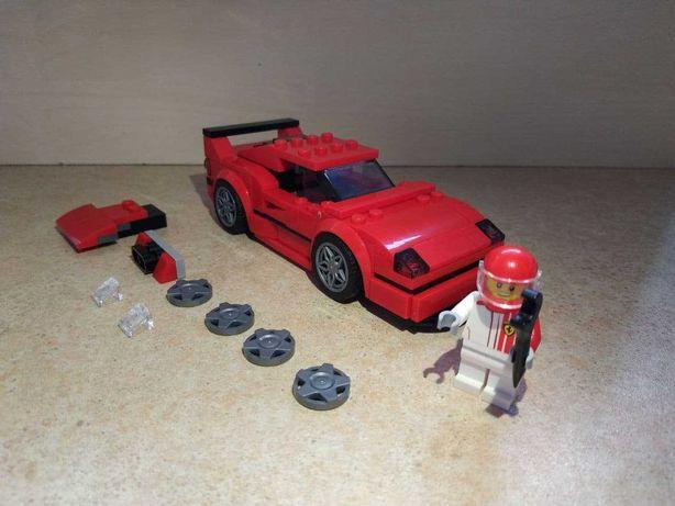 Lego Original Автомобиль ferrari F40 Competizione (75890)