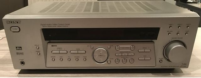 amplituner Sony