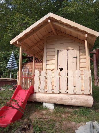 Domek dla dziewczynki
