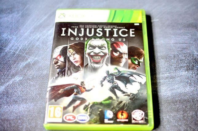 Injustice (Xbox 360)