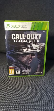 Call of Duty Ghosts PL na Xbox 360