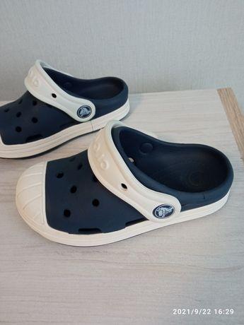 Детские кроксы оригинал Crocs с9  для мальчиков и девочек