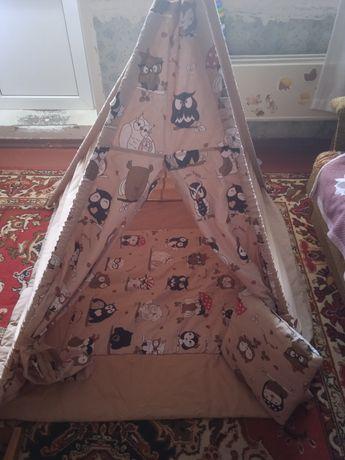 Вигвам, палатка, домик детский