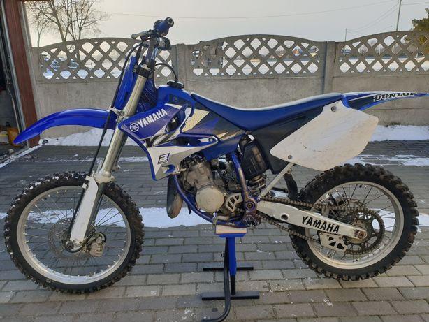 Yamaha YZ 125 idealna po remoncie