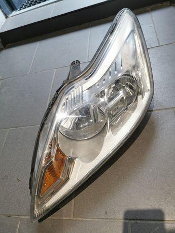 Lampa Focus mk2 lift 09r anglik lewa przód przednia