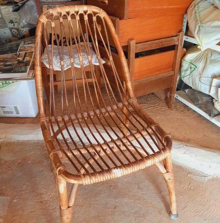 Cadeira bambú