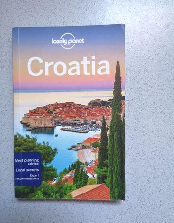 Livro Lonely Planet Croatia (livro em inglês)