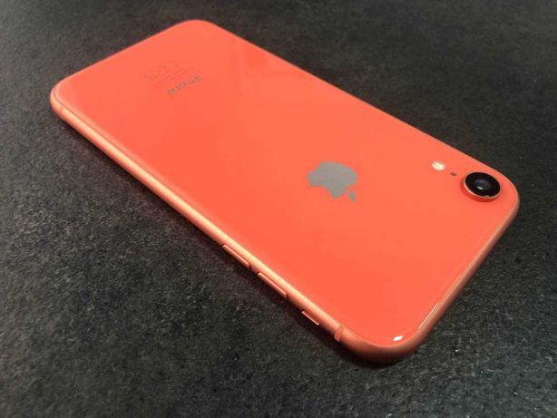 Apple iPhone XR 64GB Coral Neverlock USA, Гарантия, Оригинальный