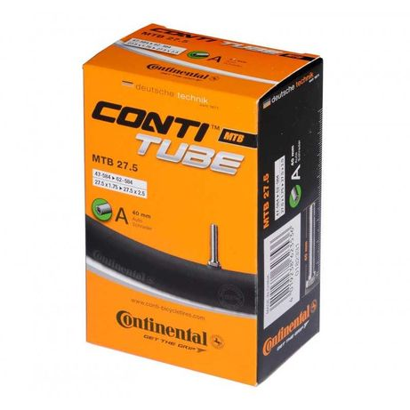 Камеры Continental MTB 27.5 x 1.75-2.5AV 40mm