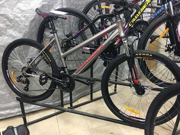 Велосипед Crosser Infinity 26 (рама 18) Velo,Велосыпед ,Горный,АКЦІЯ