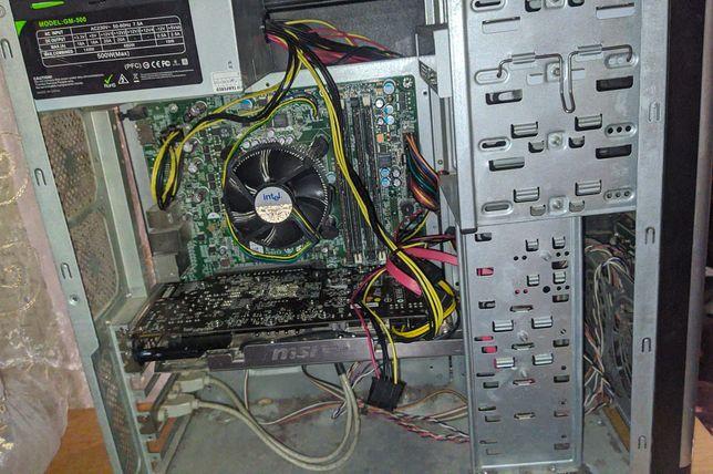 продам пк intel xeon x3440 radeon hd 7870 озу 8 гб socket 1156