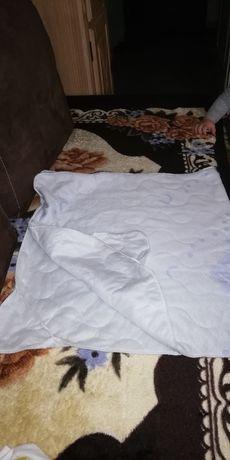 Podkłady nieprzemakalne na materac do łóżeczka