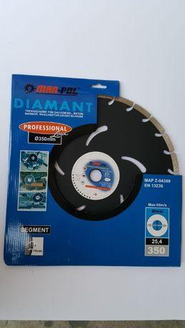 Tarcza diamentowa - MAR-POL 230x22,2mm
