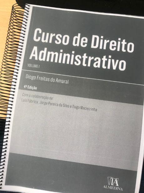 Direito Administrativo I - Diogo Freitas do Amaral
