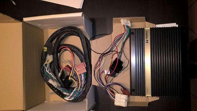 Wzmacniacz i-Sotex 4x75 Car Audio