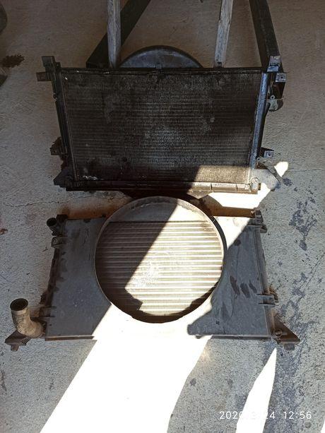 Sprinter 903 906 ЛТ lt радиатор радіатор кондиционера интеркулер