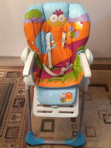 Krzesło dla niemowląt firmy Chicco