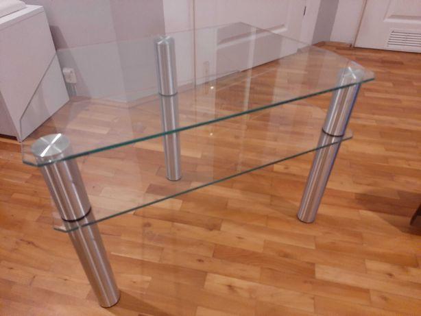 Sprzedam szklany stolik pod TV