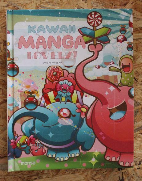 Livro- Kawaii Manga Lovely!