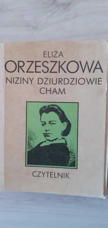 E. Orzeszkowa  - Niziny dziurdziowe Cham