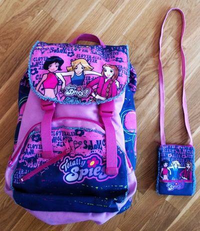 Стильний рюкзак та гаманець привезений з Європи