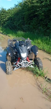 Квадроцикл Adli xs 300