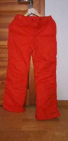 spodnie narciarski chłopięce 158cm