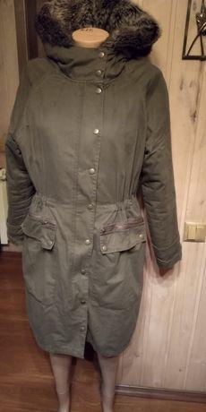 Куртка пальто парка GLAMOROUS еврозима
