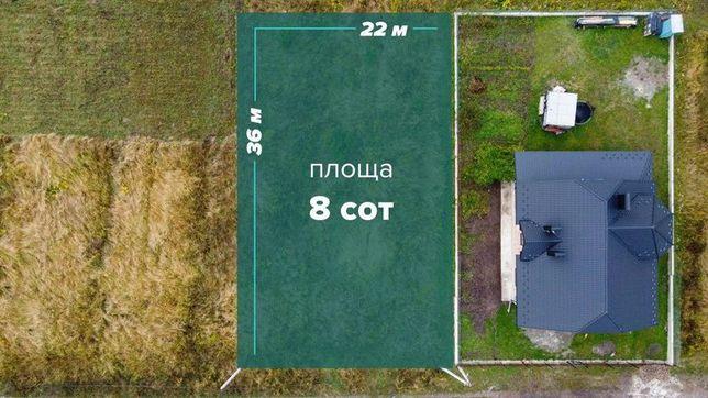 Земельна ділянка в Угорниках для втілення думок про власний дім
