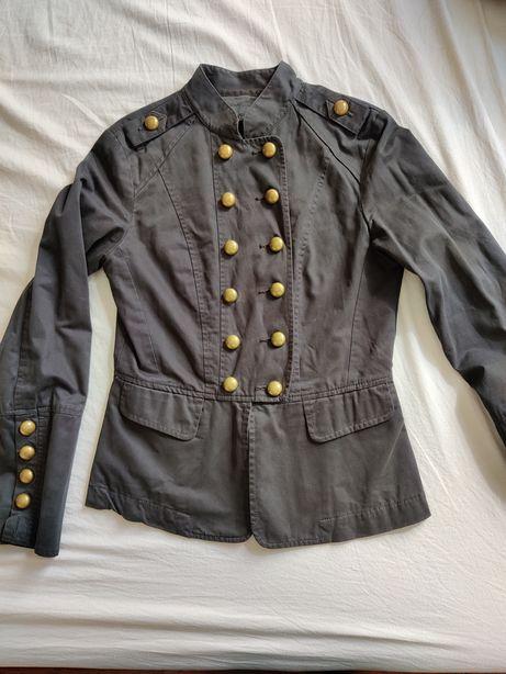 Женская курточка Next. Джинсовая курточка-жакет.