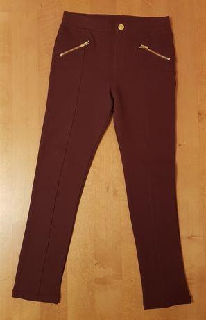 Sprzedam spodnie dla dziewczynki marki H&M w r.128 Nowe!