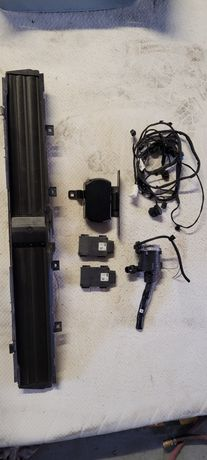 Czujnik radarowy kierownica powietrza pompa płynu BMW G30