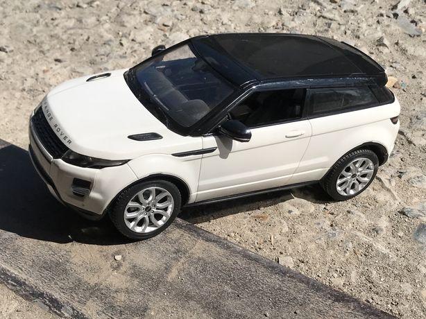 Машина на радиоуправление Range Rover Evoque масштаб  1/14