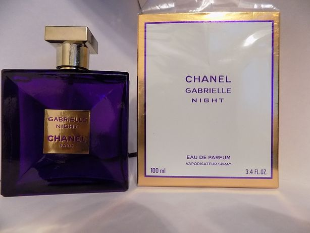Chanel Gabrielle Night ! 100 ml.