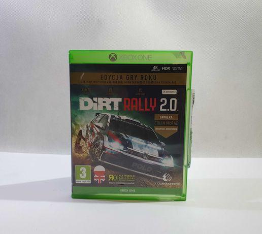 Gra DIRT RALLY 2.0 XBOX ONE, Lombard Jasło Czackiego