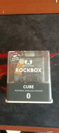 Głośnik bezprzewodowy rockbox cube